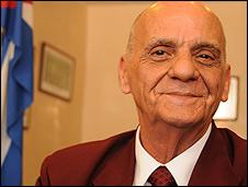 Gran Masón José R. Glez Díaz